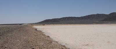 Foto de desierto iraní