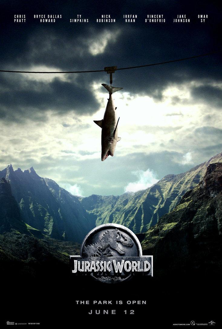 Nonton Film Jurassic World (2015)