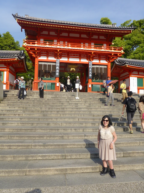 sanctuaire Yasaka Kyoto