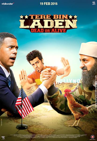 Tere Bin Laden Dead Or Alive (2016) Movie Poster
