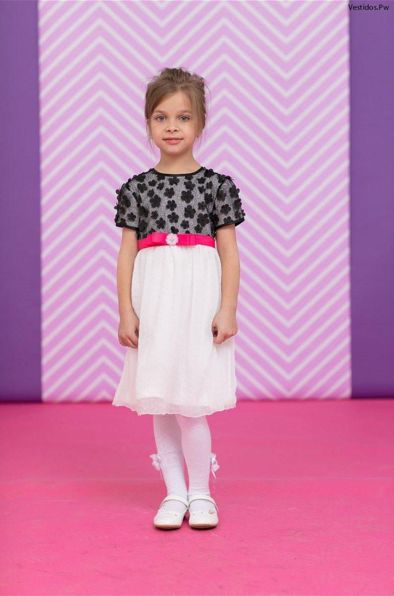 Más de 55 Vestidos de Niña ¡Lindos Modelos Exclusivos! | Vestidos ...