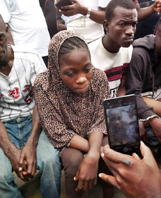 I Kill People In Lagos For N10,000 - Female Cultist Confesses