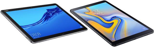 Huawei MediaPad M5 Lite 10 vs Samsung Galaxy Tab A 10.5 2018