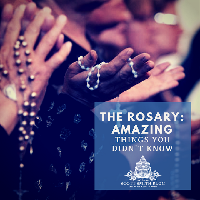 Most Amazing Things About the Rosary You Didn't Know