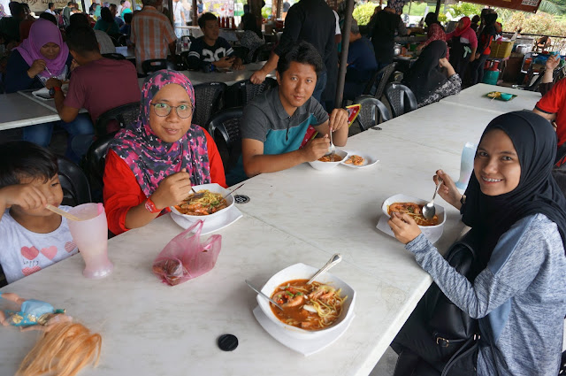 Hawker Food Hunting In Taiping Town