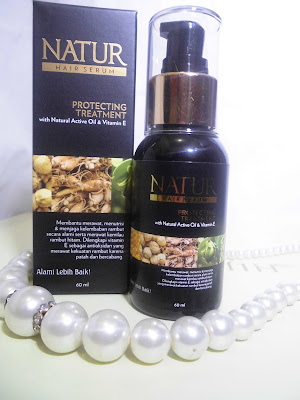 hair serum.. beauty