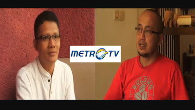 """2 Mantan Senior Produser Metro TV Ini Membongkar """"Perintah Dewa"""" yang Mengendalikan Berita di Metro TV"""