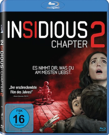 Insidious Chapter 2 2013 Dual Audio BluRay Download