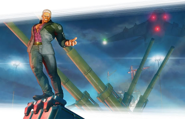 Street Fighter V recibe la actualización de septiembre con Urien y nuevos modos