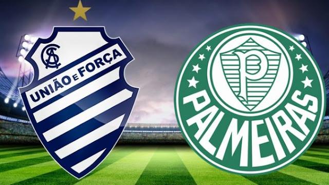 Assistir CSA x Palmeiras Ao Vivo