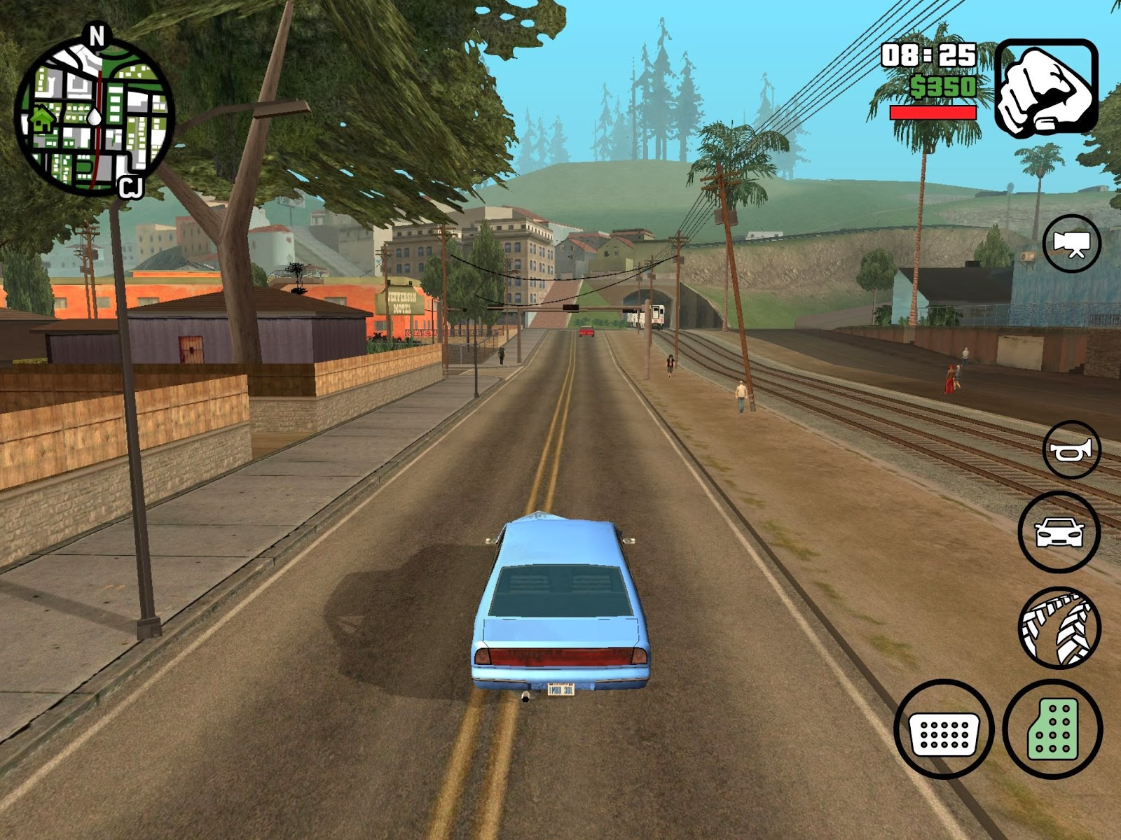 Apk cheats gta android andreas san