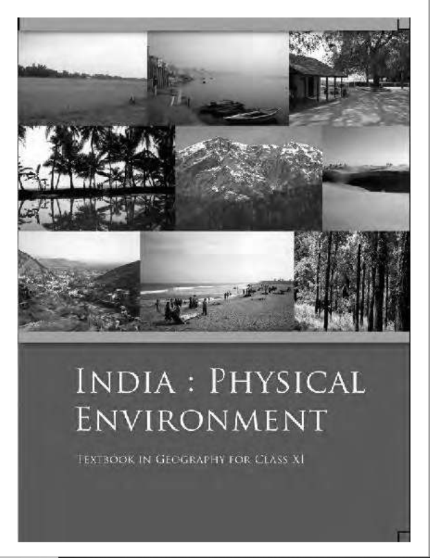 NCERT Geography Class-11(Part-2) : For English Medium Students PDF Book