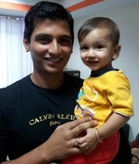 Jiiva Family Husband Parents children's Marriage Photos
