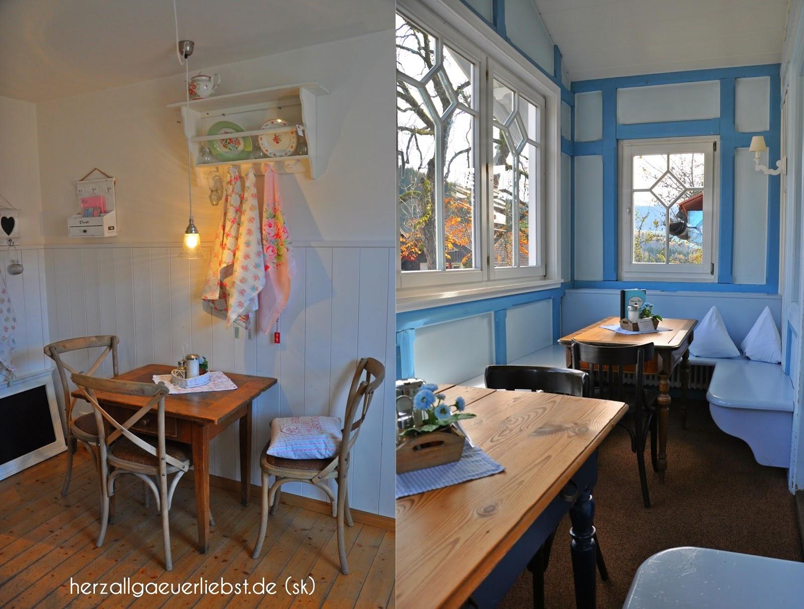 Herzallgäuerliebst Das Blaue Haus in Oberstaufen
