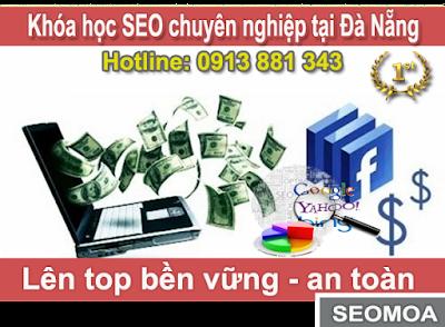 Khóa học SEO chuyên nghiệp tại Đà Nẵng