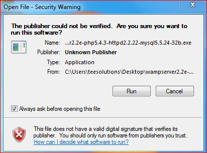wampserver windows 7 32 bits
