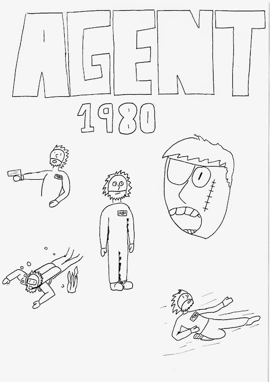 Agent 1980 Vs the Collector - Full Story