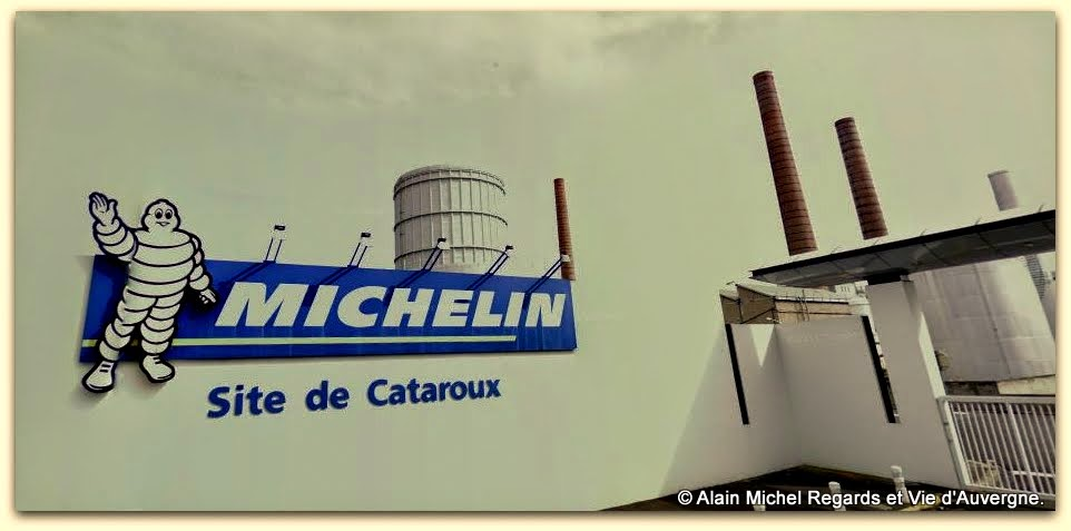Usine Michelin de Cataroux