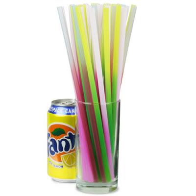 Color Changing Straws