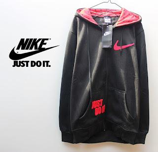 Jaket Fleece Hoodie Nike NK006