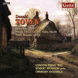 TOVEY, D. - Piano Trio, Sonata Eroica