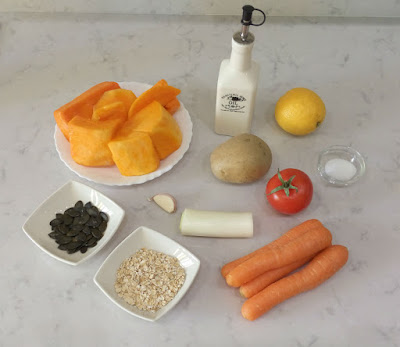 Ingredientes receta antiestrés