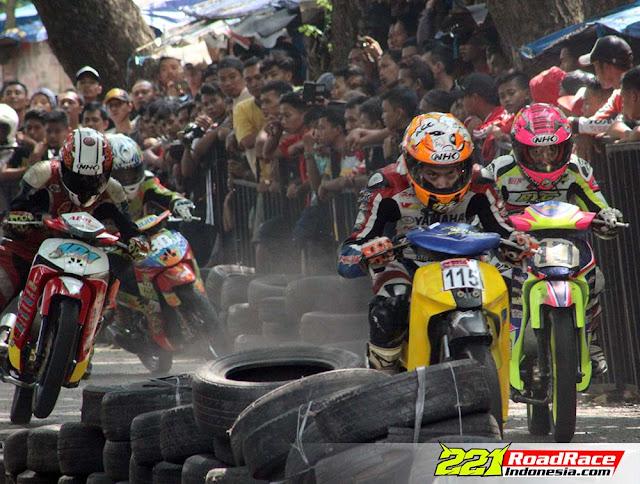 Ponorogo Jadi Persinggahan Seri Final Kejurda  Road Race Jawa Timur 2016