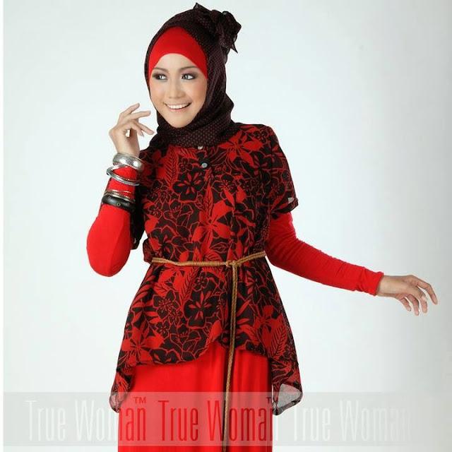 Baju Muslim Wanita Untuk Pesta 2015