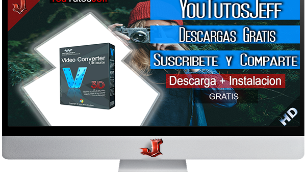 Wondershare Video Converter Ultimate v8.8.1.1 FULL ESPAÑOL