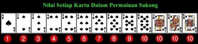 Bandar Judi Sakong Online | Poker Online | Capsa Online | Terpercaya 2018