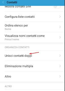 Menu_Unisci_contatti_doppi
