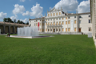 The Villa Manin in Codroipo, once home of Ludovico Manin, the last Doge of the Venetian Republic