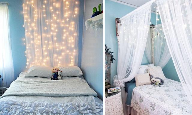 Dormitorios tem ticos de frozen para ni as for Decoracion de la habitacion de nina rosa