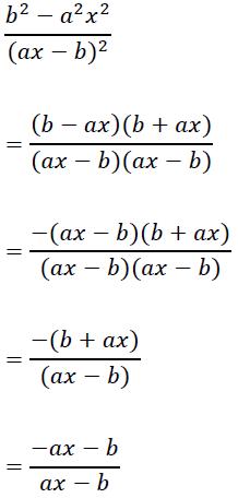 Rumus Bentuk Sederhana : rumus, bentuk, sederhana, Contoh, Menyederhanakan, Pecahan, Aljabar