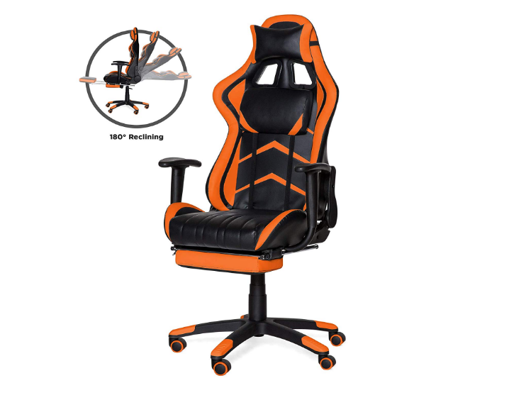 Greatest Choice Products Ergonomic High Back Executive Office Computer Racing Gaming Chair