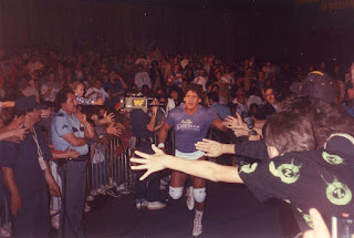 WWE Hall of Fame wrestler Tito Santana