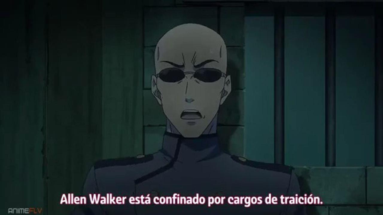 D Gray man Hallow cap 10 sub español