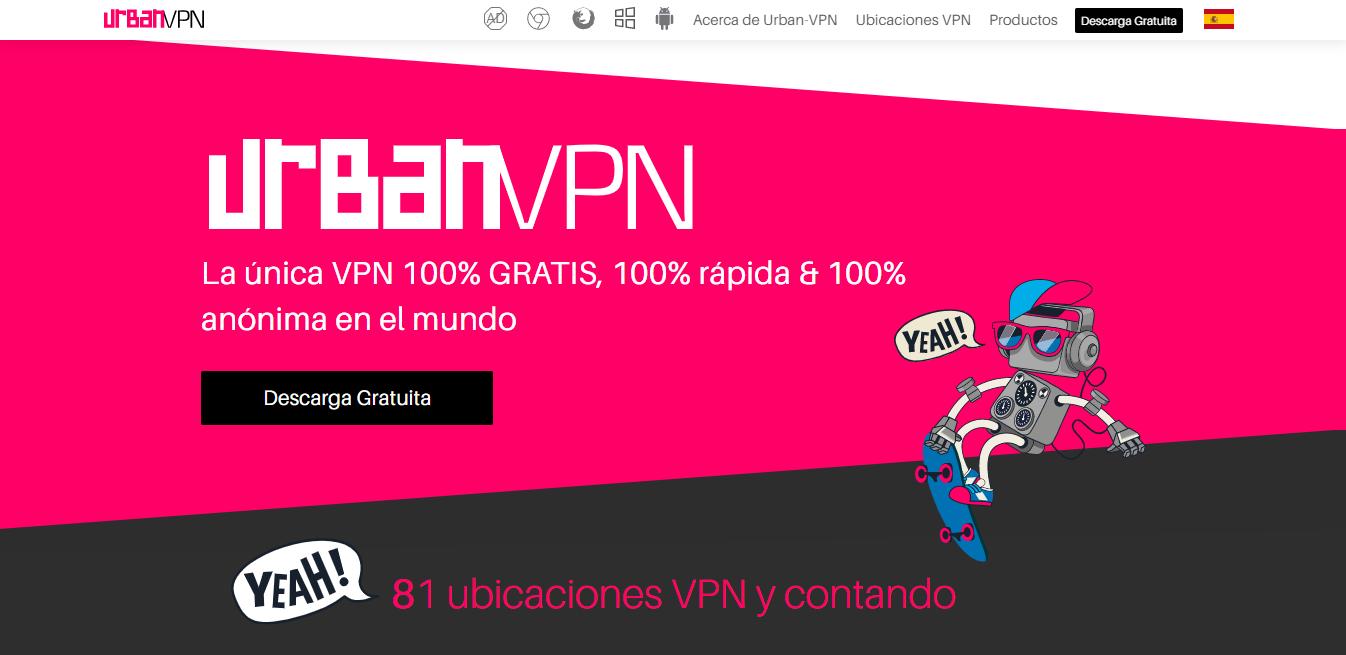Urban VPN Gratis