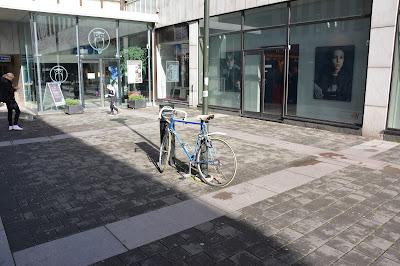 Grön satsning på fler cykelställ i Borås