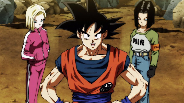 Dragon ball super 101 new summary & new images