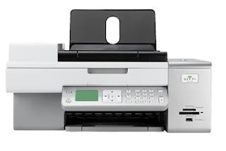Automatische Dokumentenzuführung (ADF) mit bis zu 25 Seiten Kapazität für mehrseitiges Faxen und Kopieren