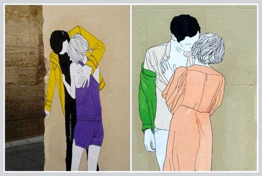 Как и куда 3 раза поцеловать мужчину , что бы он запомнил навсегда