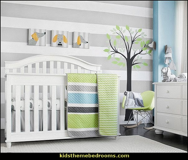 Baby Bedrooms Nursery Decorating Ideas S Boys Bedding