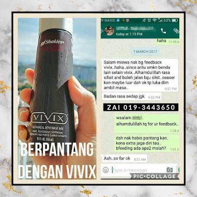 vivix berpantang