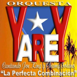 LA PERFECTA COMBINACION - ORQUESTA YAREY (2006)