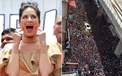 Sunny-Leone-Receives-a-Jaw-dropping-Welcome-In-Kochi-Andhra-Talkies-telugu
