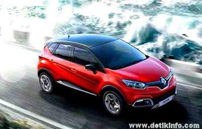 Renault Captur - otomotif