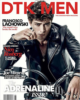 Francisco Lachowski for Dress To Kill by Jean-Claude Lussier