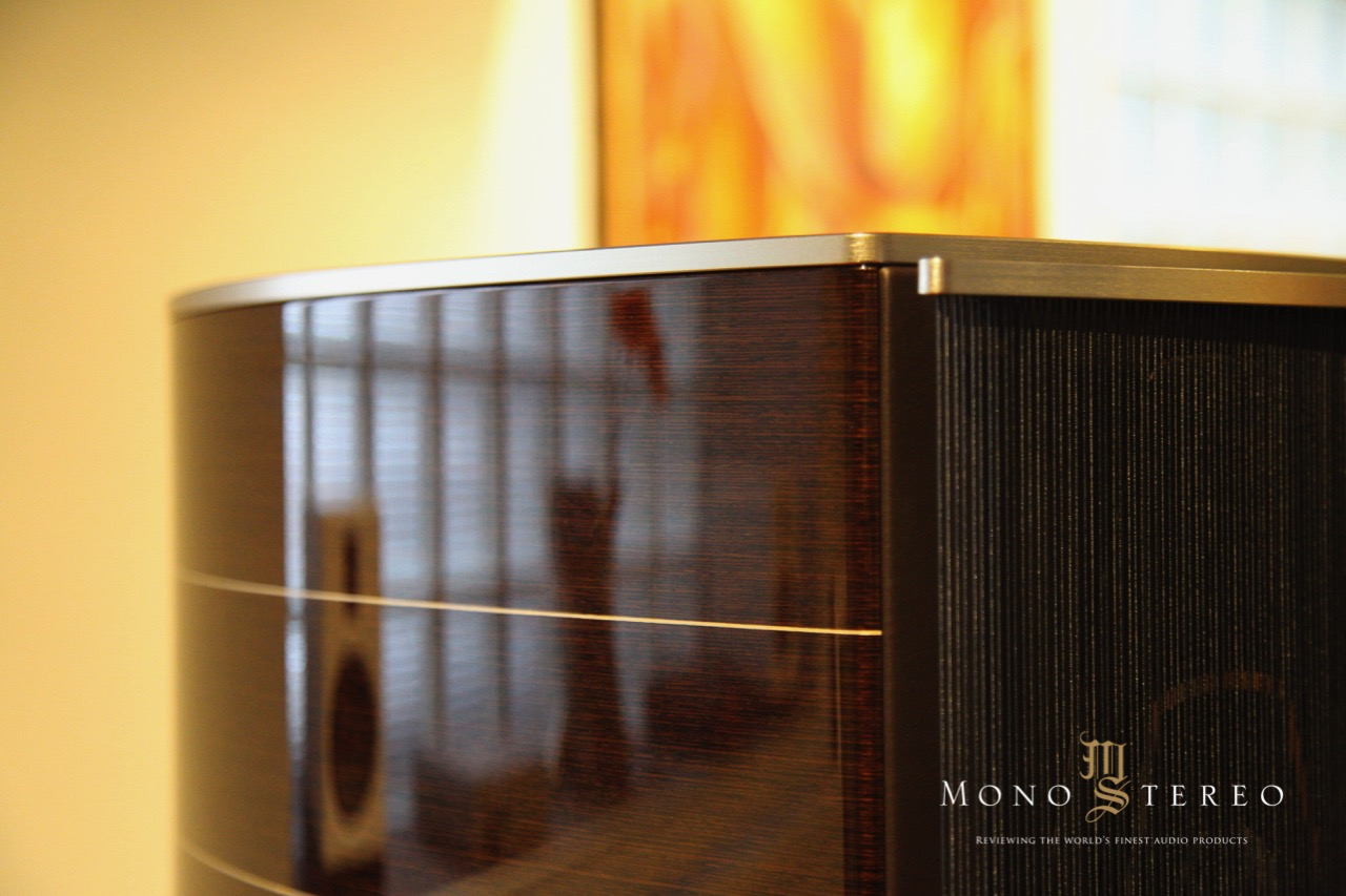 Mono and Stereo High-End Audio Magazine: SONUS FABER AMATI
