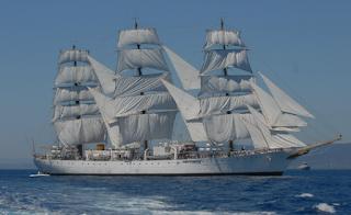 milik Angkatan Laut Argentina dan difungsikan  Kabar Terbaru- KAPAL LAYAR ARA LIBERTAD ( Q-2 )